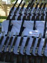 رتبه اول خوزستان در کشف سلاح های غیر مجاز
