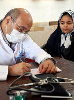 ویزیت پزشکی رایگان به اهالی روستای مشراگه