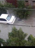 قصه پرتکرار آبگرفتگی معابر در خوزستان پس از بارش باران / مُسکن تعطیلی مسئولان دیگر جواب نمیدهد