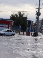 ارزیابی خسارت آبگرفتگی در سه شهرستان خوزستان در حال انجام است