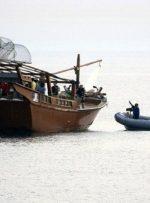 محموله سوخت قاچاق در آبهای شمال غرب خلیج فارس توقیف شد