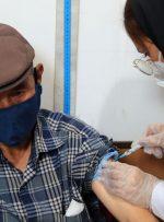 ۴.۴ درصد جمعیت خوزستان تحت پوشش واکسیناسیون کرونا قرار گرفتند
